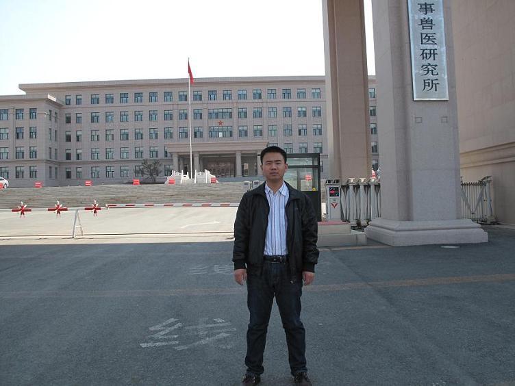延边大学校园地图_杜寿文在中国军事医学科学院读博士 -吉林农业科技学院-校友会